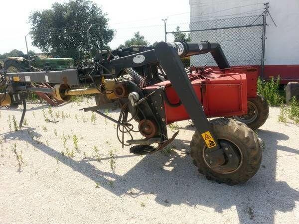 VICON KMR2400 para reparação roto-kosačica s gnječilom