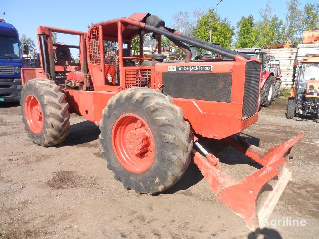 TIMBERJACK  240 D Skider šumarski traktor