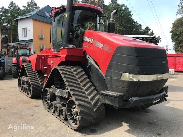 CASE IH Quadtrac 550 traktor guseničar
