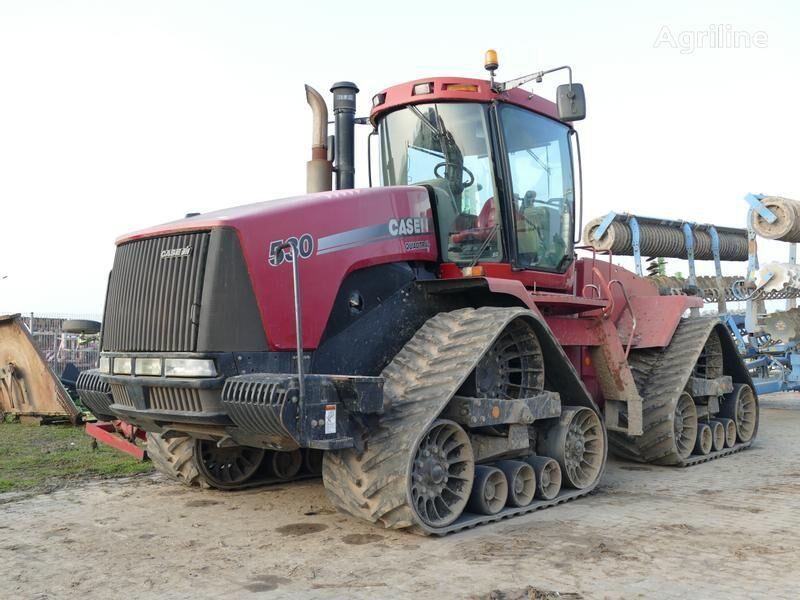 CASE IH STX 530 traktor guseničar