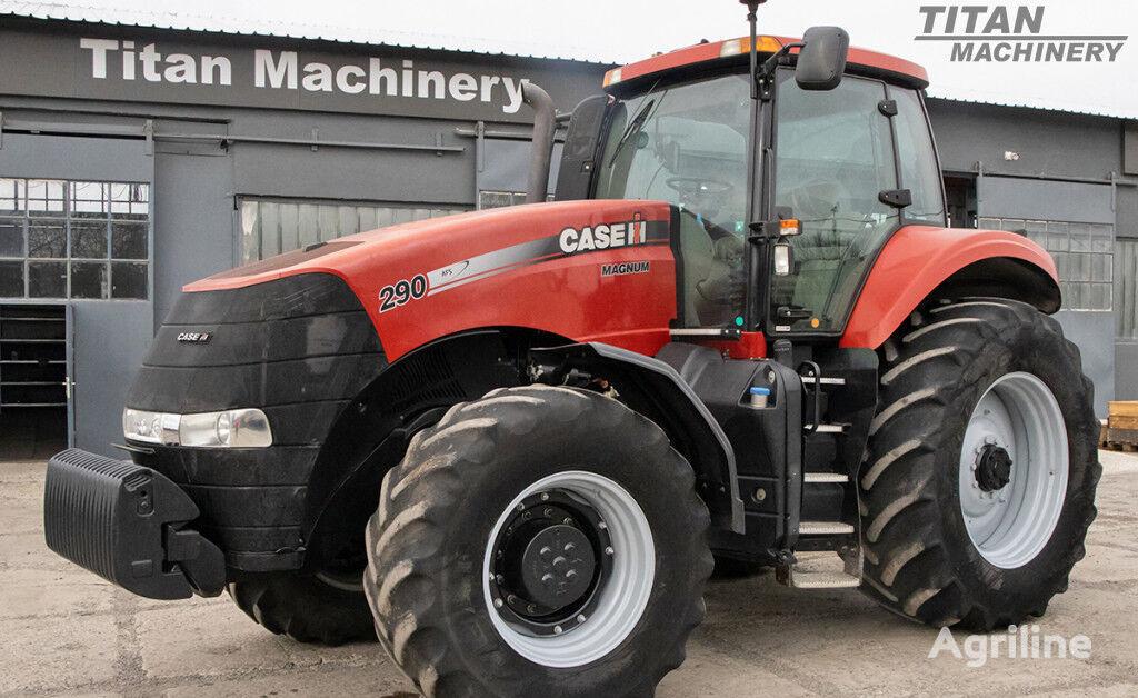 CASE IH MAGNUM 290 traktor točkaš