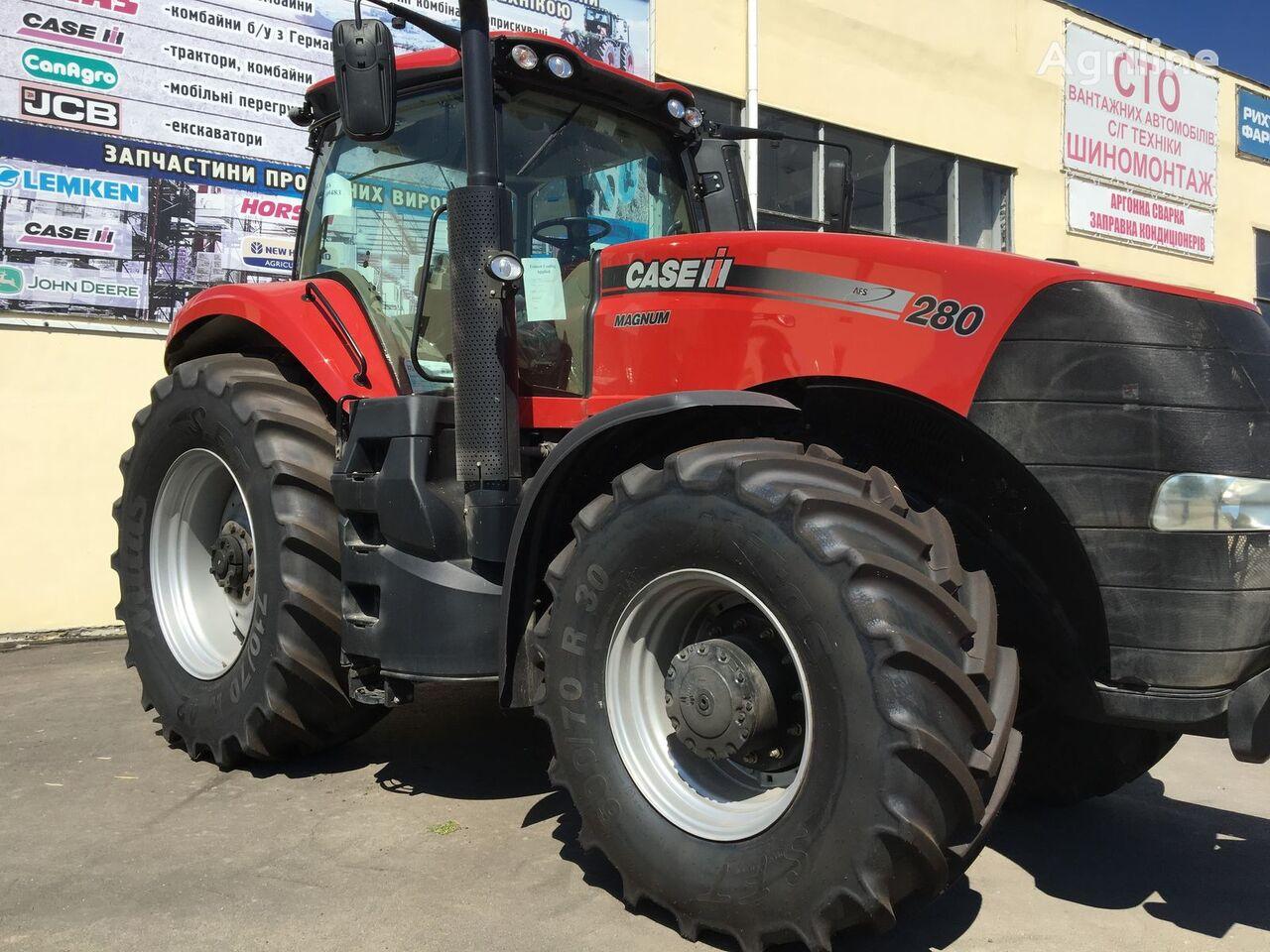 CASE IH Magnum 280 traktor točkaš