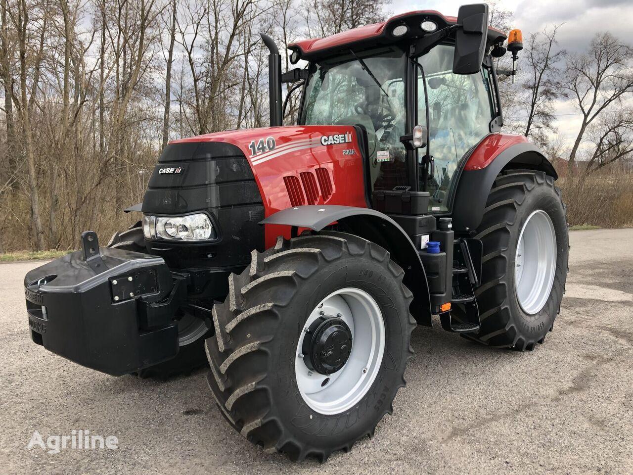 novi CASE IH PUMA 140 traktor točkaš