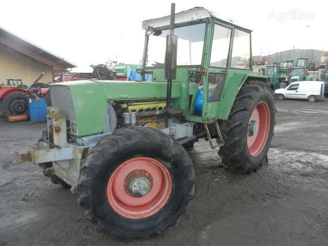 FENDT FENDT Xaver FWA 184S Ciągnik rolniczy traktor točkaš