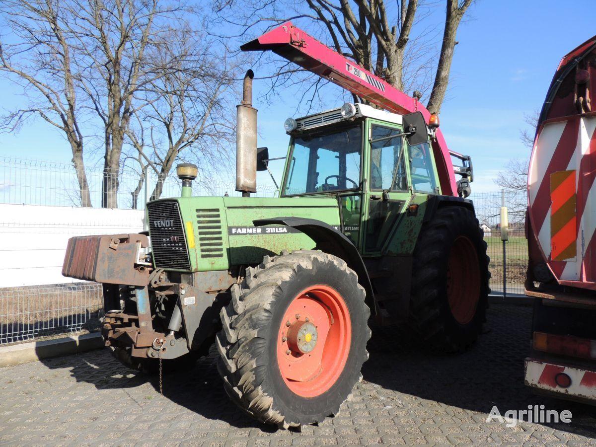 FENDT Farmer 311LSA Turbomatik traktor točkaš
