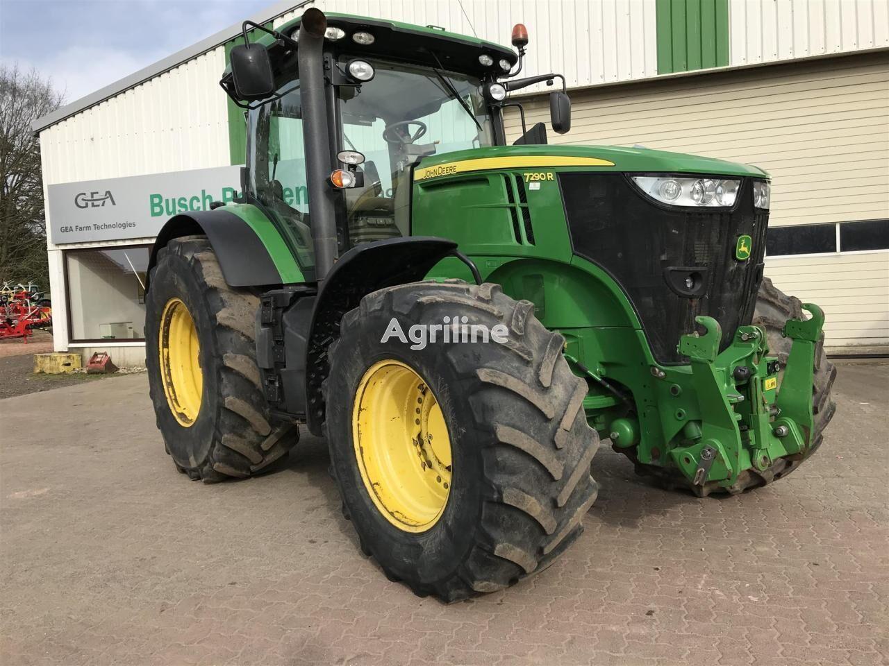 JOHN DEERE 7290R traktor točkaš
