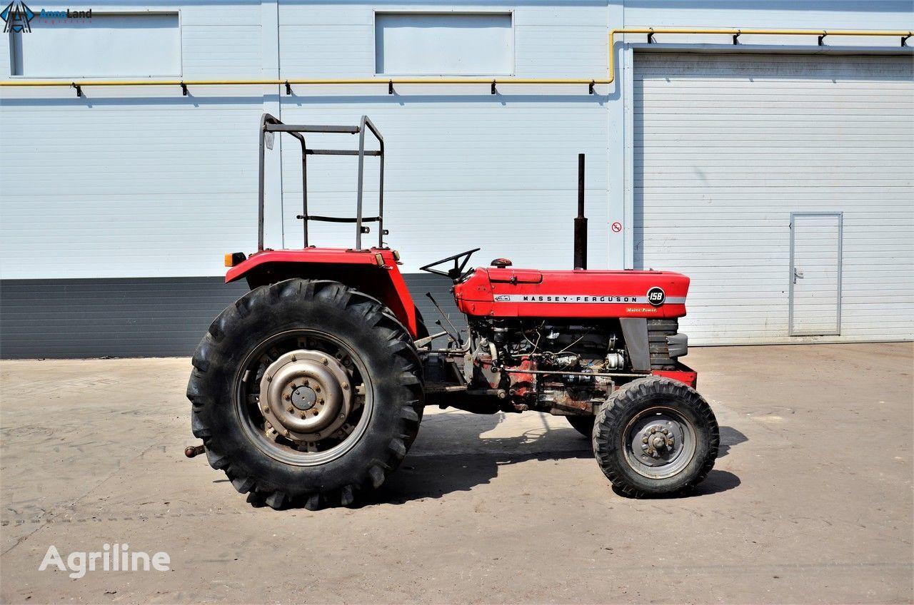 MASSEY FERGUSON 158 traktor točkaš