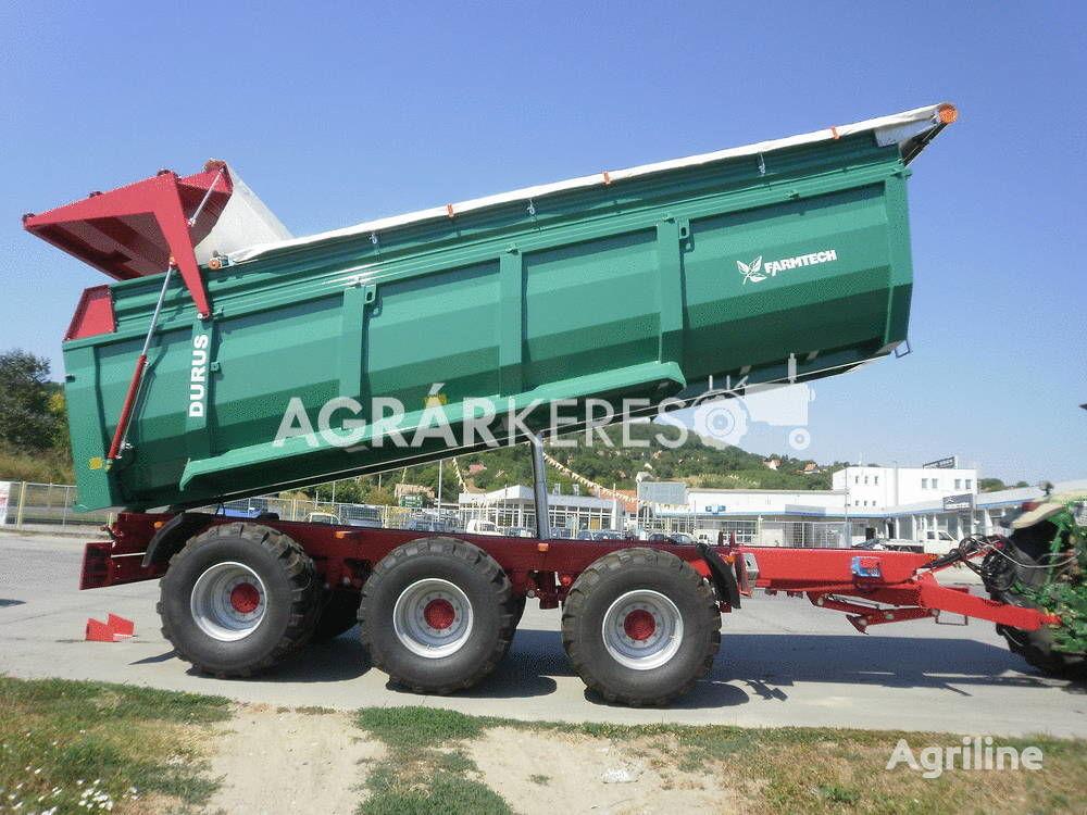 nova FARMTECH DURUS 3000 traktorska prikolica