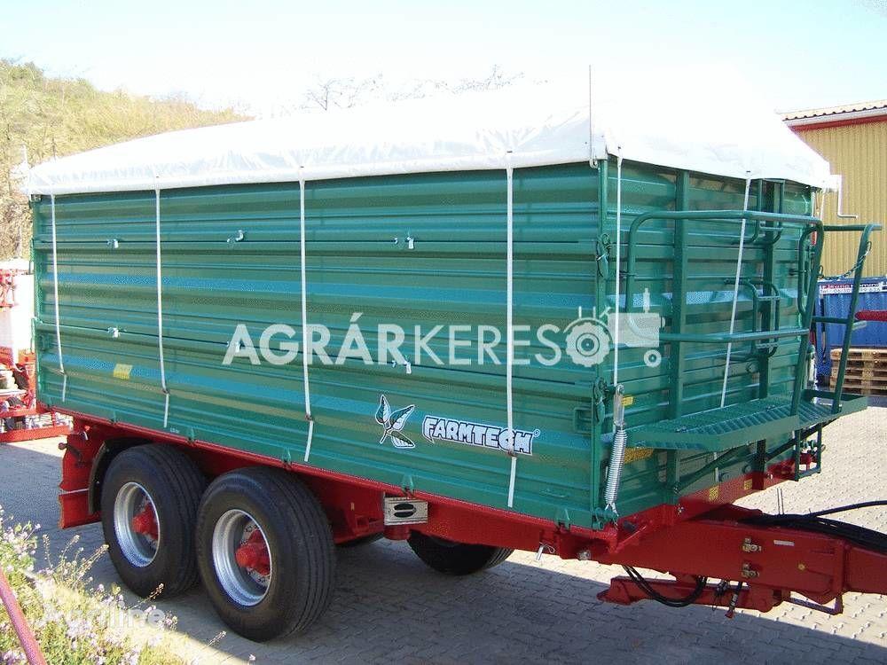 nova FARMTECH TDK-1800 traktorska prikolica