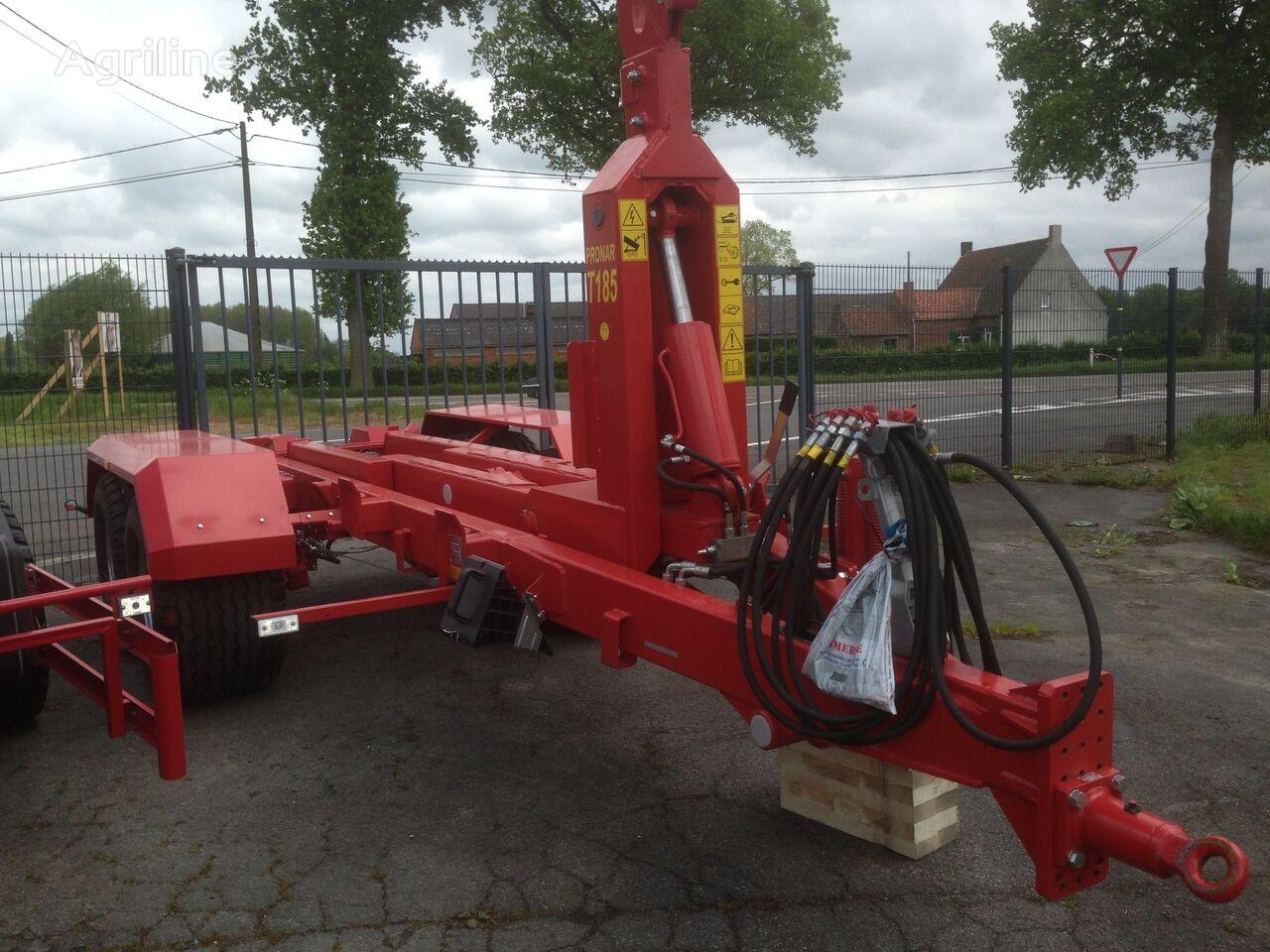 nova PRONAR Uniwersalna przyczepa hakowa PRONAR T185 12,1 t traktorska prikolica