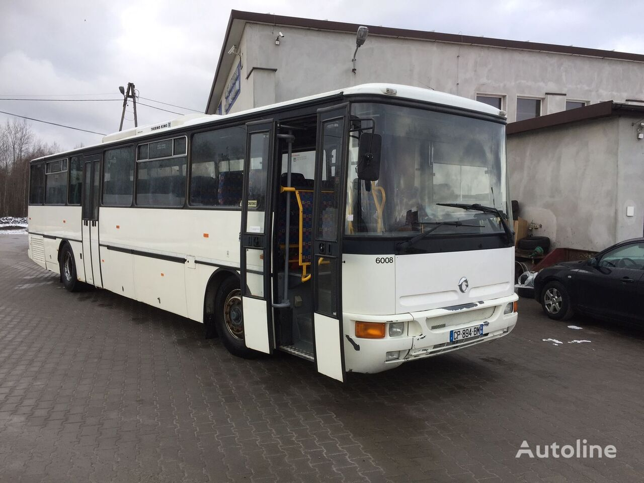 KAROSA RECREO prigradski autobus