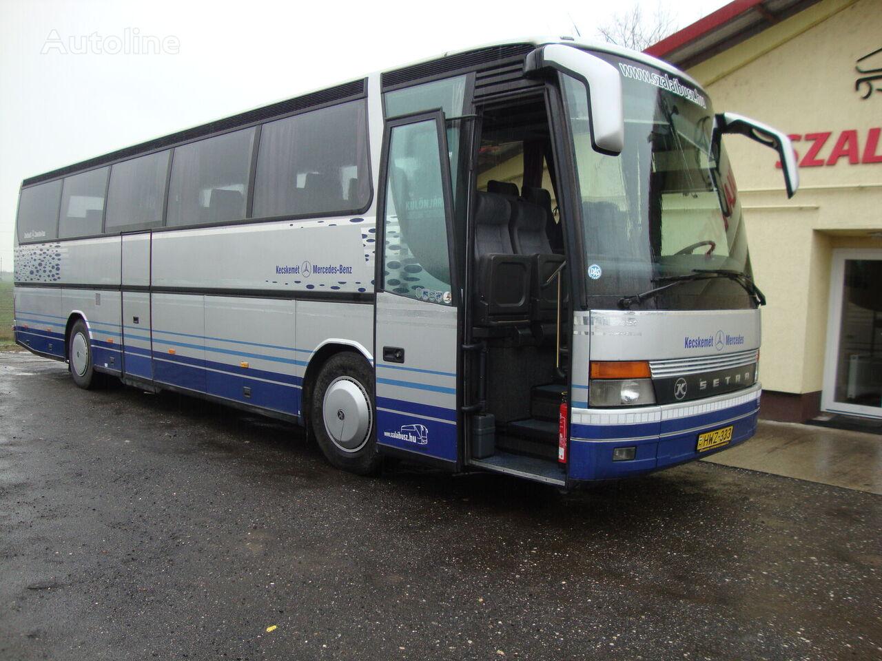 SETRA 315 HD prigradski autobus