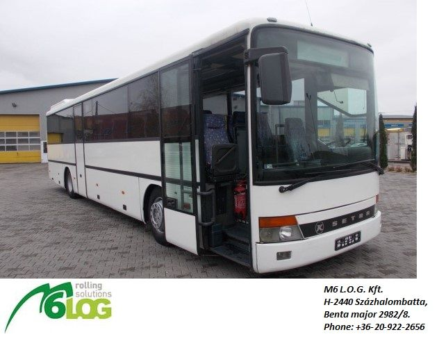 SETRA S 315 H / GUTE ZUSTAND prigradski autobus