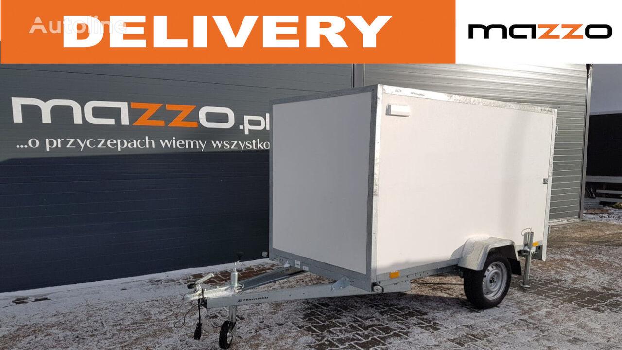 nova BOX 2512  prikolica furgon