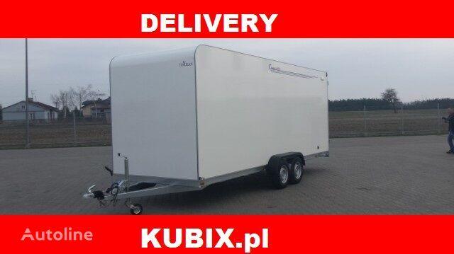 nova INSULATED TRAILER TFS 600T.01 Furgon izolowany TOMPLAN 6x2x2,1 D prikolica furgon