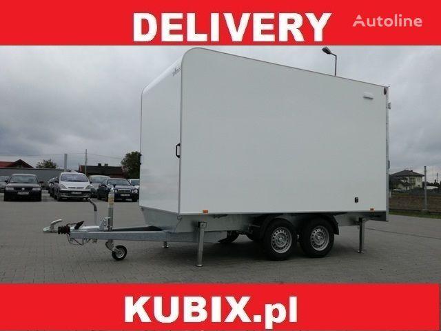 nova KUBIX INSULATED TRAILERS Tomplan TFSP 360T.00 FURGON IZOLOWANY 360X200 prikolica furgon