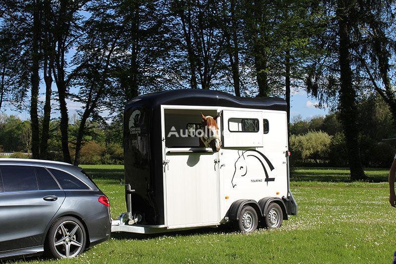 nova Cheval liberte Touring One + front gate prikolica za prevoz konja