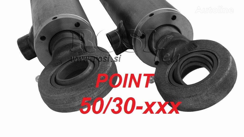 novi POINT Piston 50/30 stroke 100-10000 hidraulični cilindar za autodizalice s kranom
