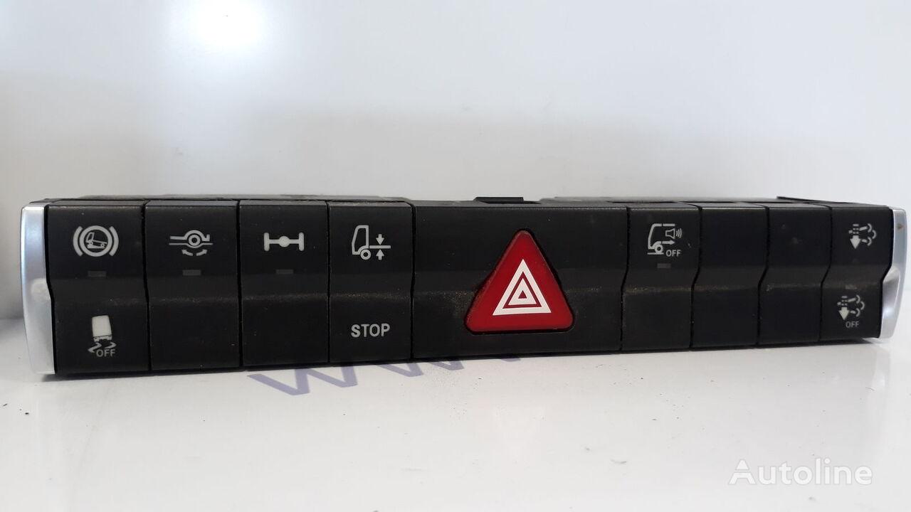 MERCEDES-BENZ warning light switch instrument tabla za MERCEDES-BENZ Actros MP4  tegljača