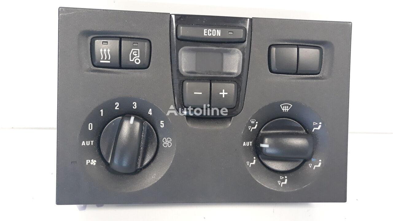 SCANIA heater control unit instrument tabla za SCANIA R tegljača