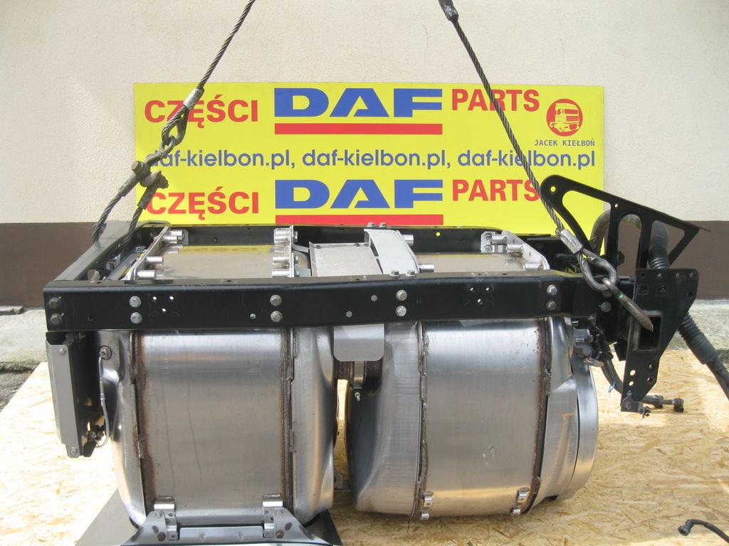 DAF TŁUMIK DPF katalizator za DAF XF 106 tegljača