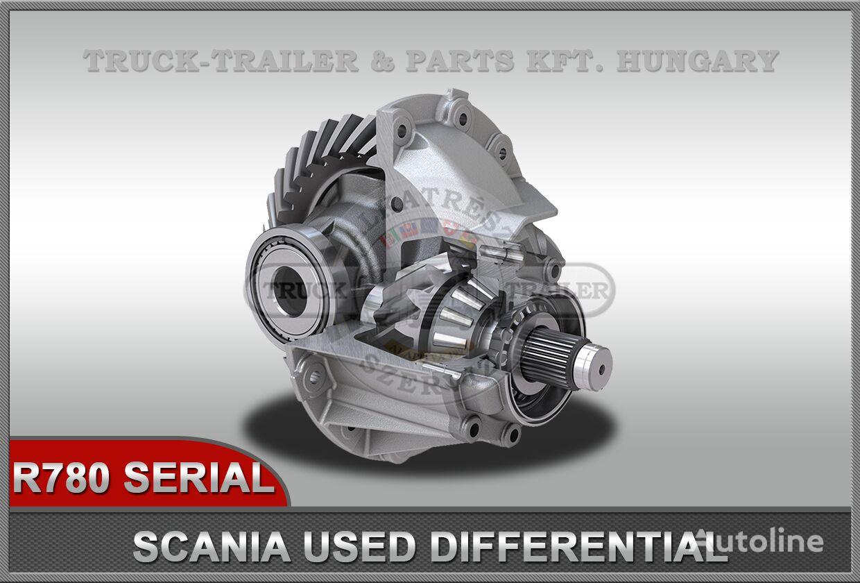 SCANIA R780 krajnji pogon za SCANIA R tegljača