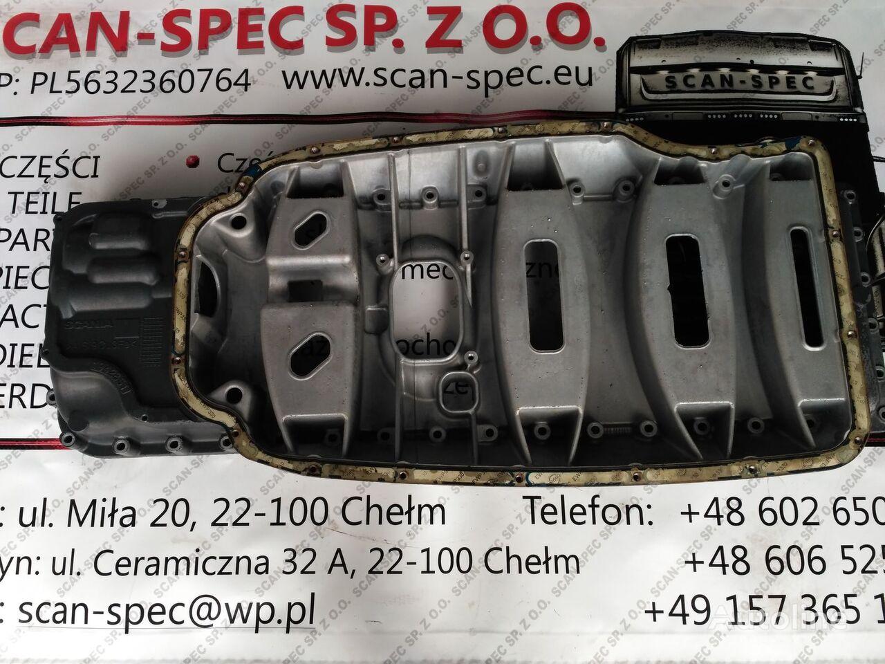 rama wałków kućište motora za SCANIA P R G T tegljača