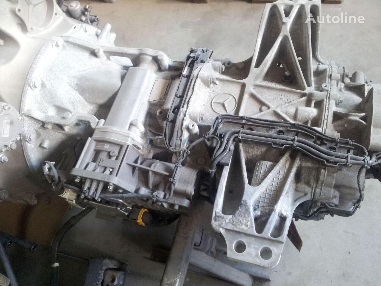 MERCEDES-BENZ Actros MP4, EURO5, EURO6, gearbox G211-12KL menjač za MERCEDES-BENZ Actros MP4 EURO6 tegljača