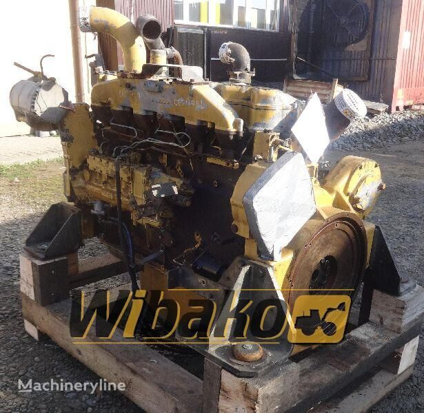 CATERPILLAR 3406 motor za bagera