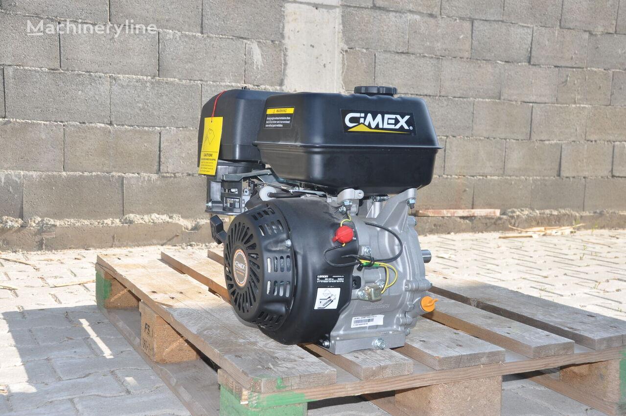 novi CIMEX G390 motor za vibro ploče