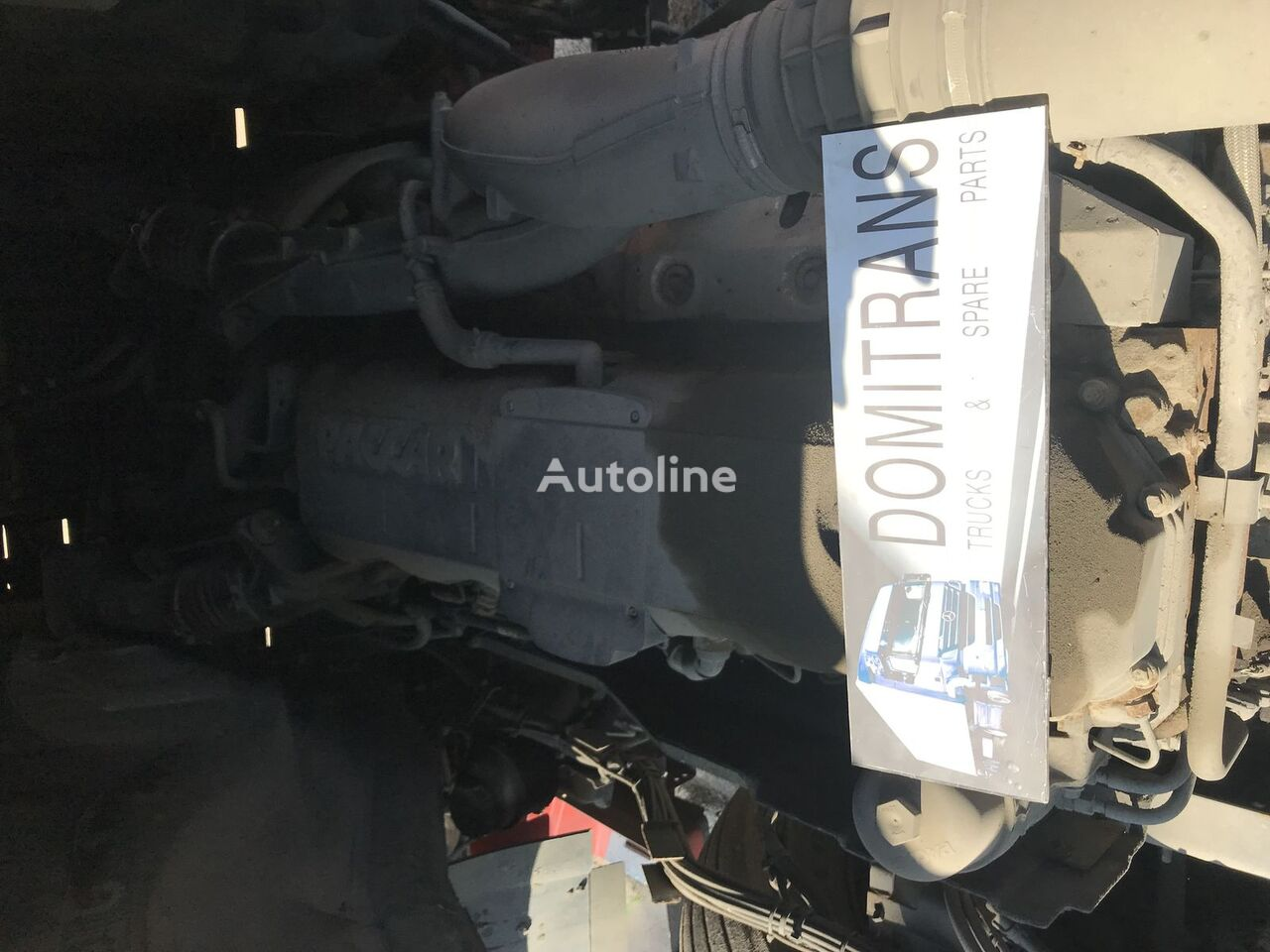 DAF PACCAR MX 340 S1,S2 motor za DAF tegljača