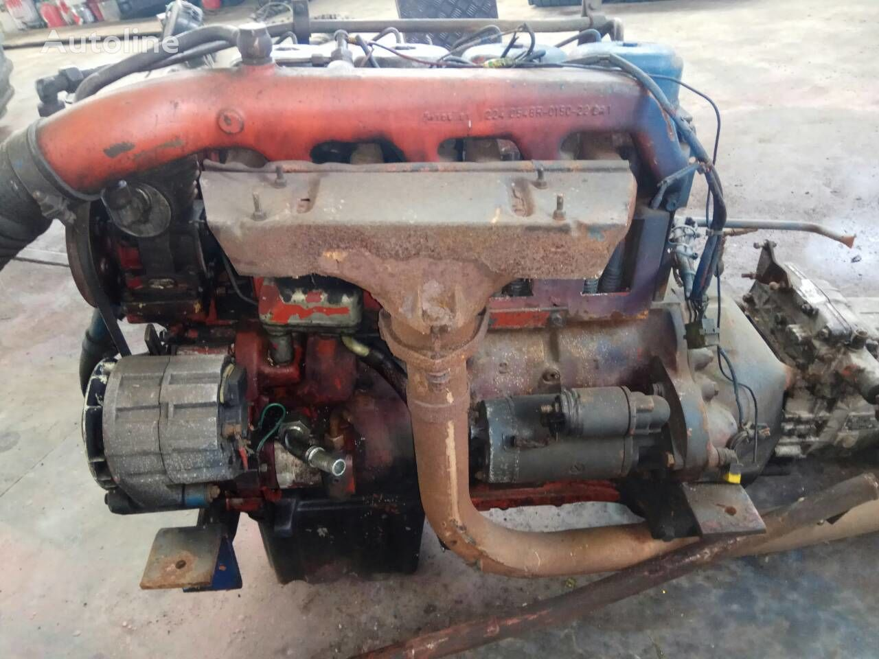 DEUTZ F4L913 motor za kamiona