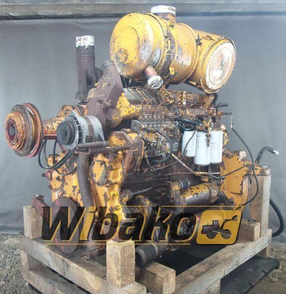 Harvester C817 motor za HSW TD-25 buldožera