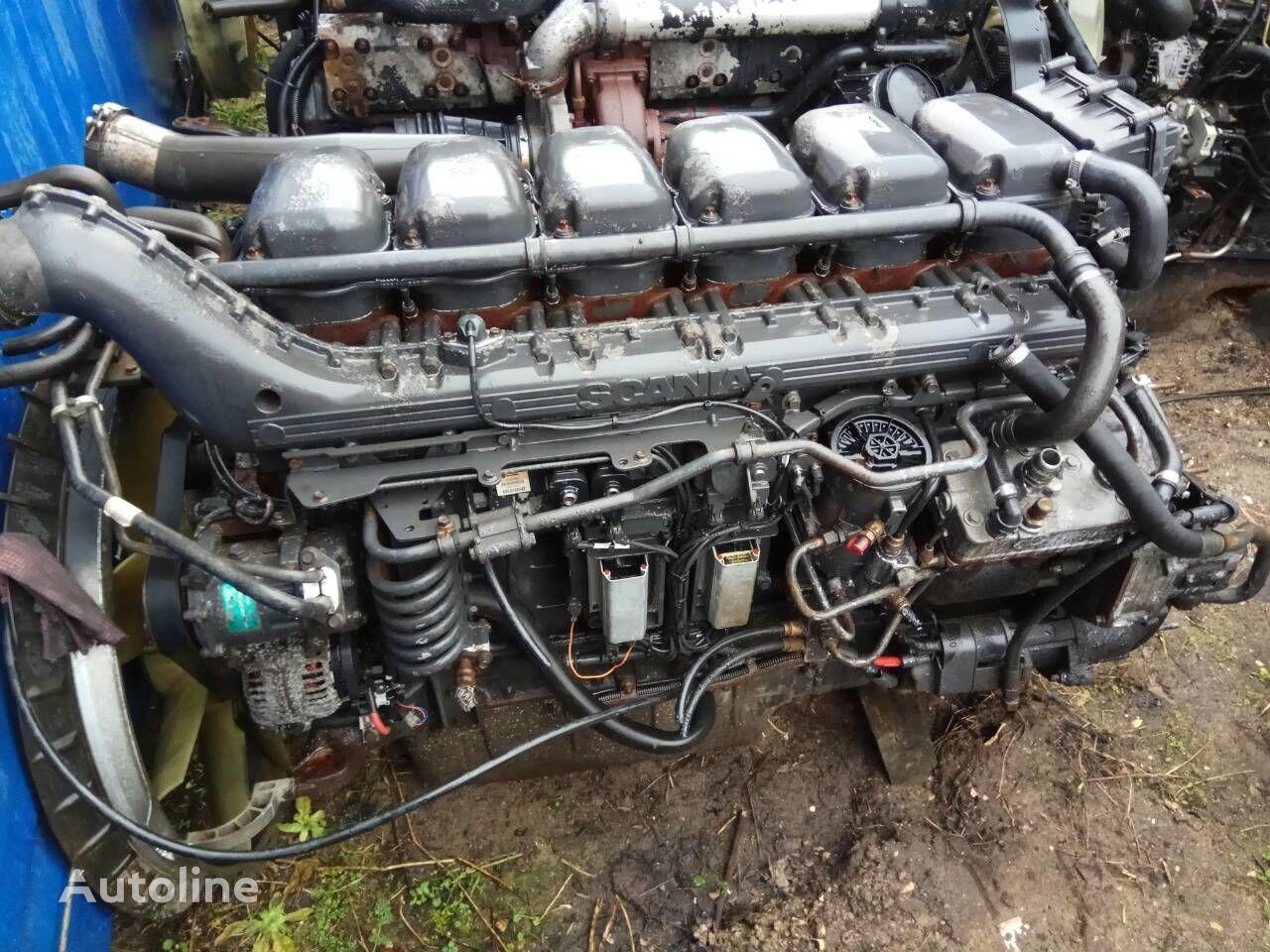 SCANIA DC1214 HPI motor za SCANIA R 420 HPI E4 kamiona