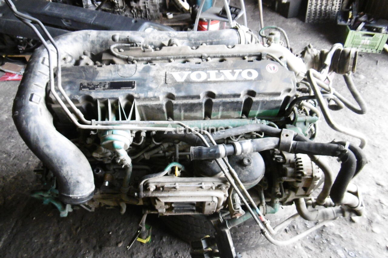 VOLVO D7F 240 E5 motor za VOLVO FL  kamiona