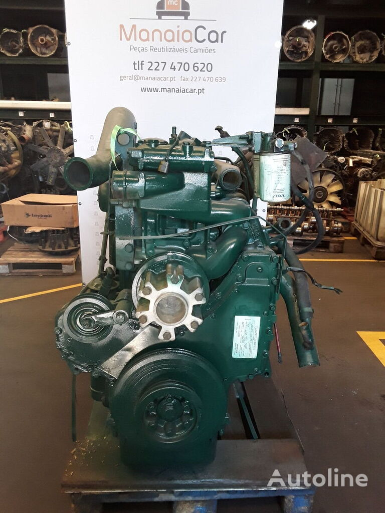 VOLVO TD122KKE motor za tegljača