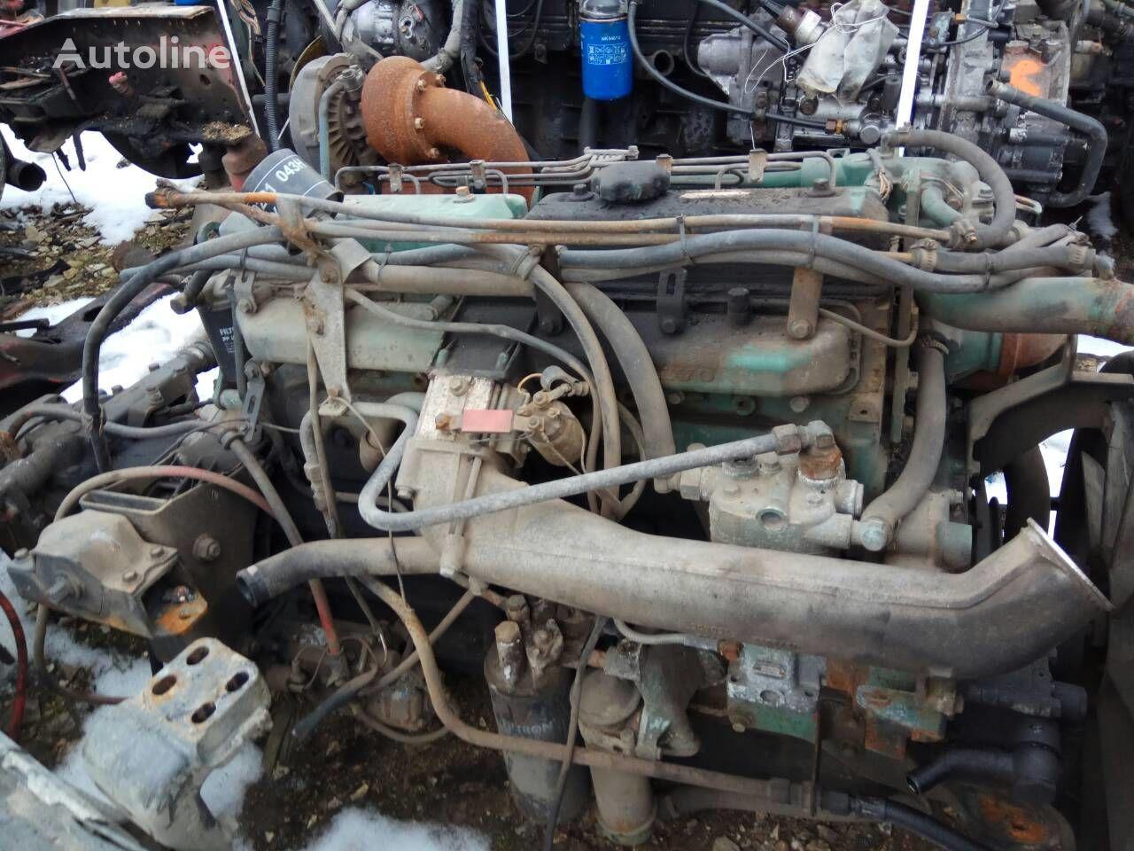 VOLVO TD63 motor za VOLVO FL6 kamiona