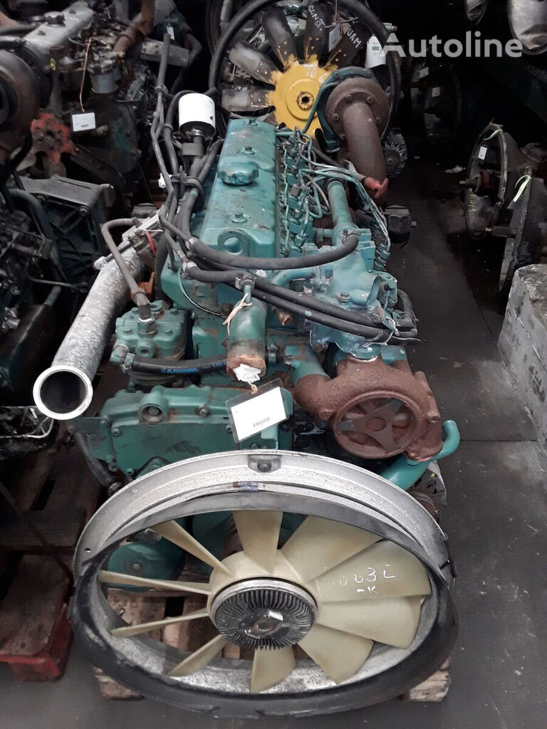 VOLVO TD63E motor za tegljača