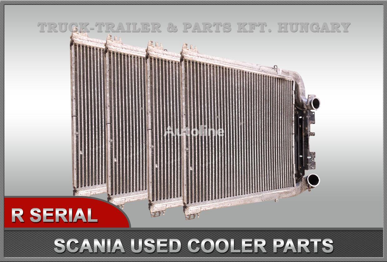 radijator za hlađenje motora za SCANIA R VÍZ tegljača