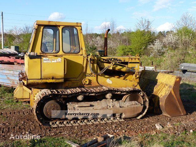Spare parts rezervni deo za HANOMAG 600C  buldožera