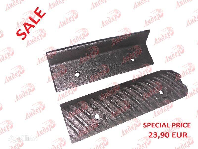 Bich rotora pryamiy / RASP BAR CASE IH rezervni deo za CASE IH kombajna