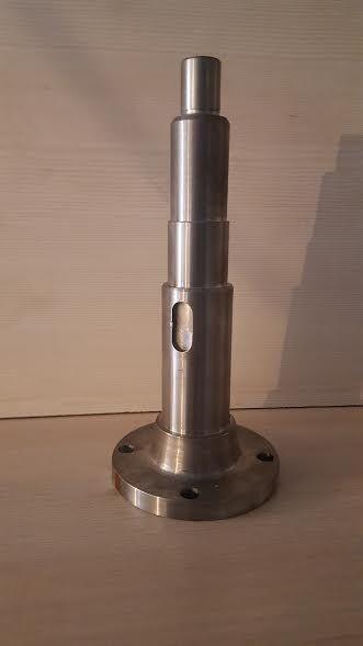 Val variatora rotora CLAAS rezervni deo za CLAAS Lexion kombajna