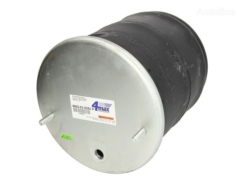 novi SAF SP554810KP05 vazdušni jastuk za poluprikolica