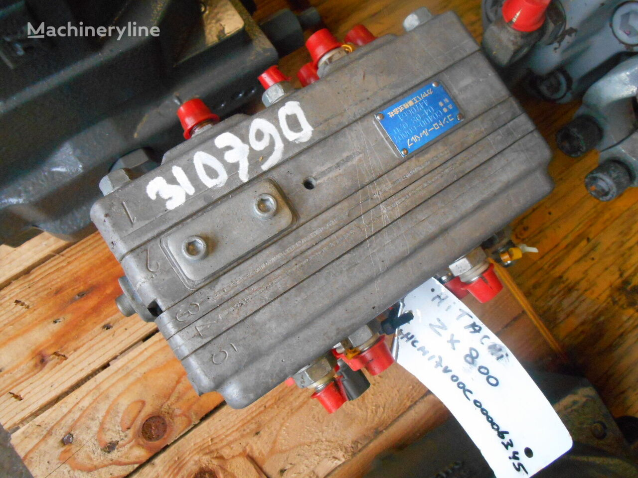 HITACHI Kayaba C0400-60007 ventil za HITACHI ZX800 bagera