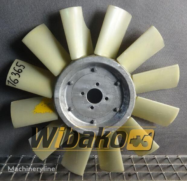 Multi Wing 35 ventilator hladnjaka za KRAMER 612 druge građevinske opreme