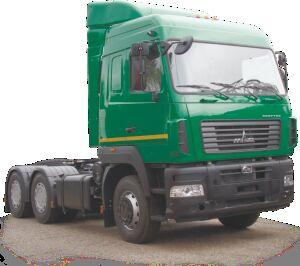 novi MAZ 6430S9-570-021 tegljač