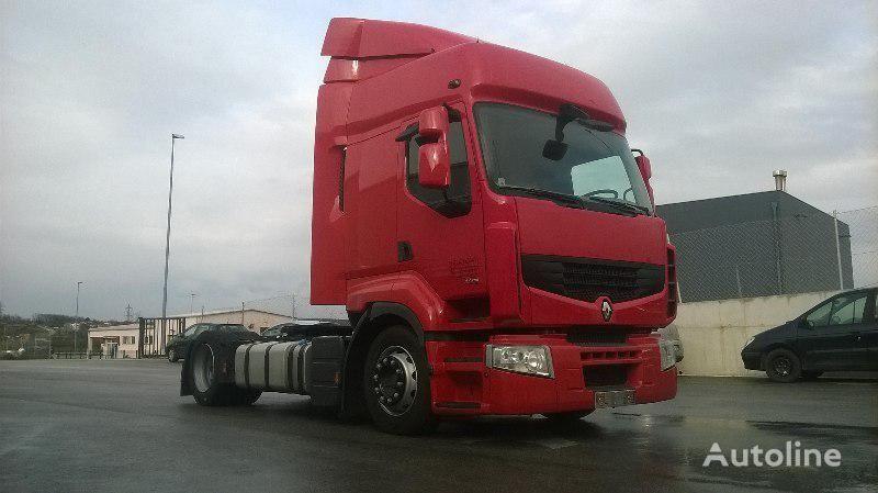 RENAULT Premium 460DXI Euro 5 EEV-MEGA tegljač