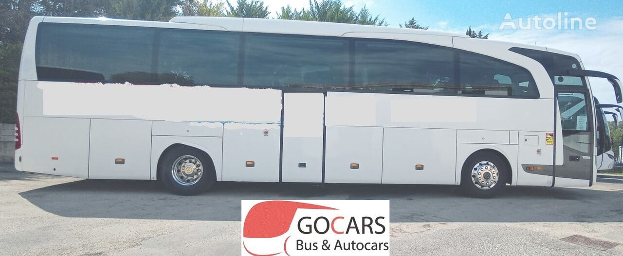 MERCEDES-BENZ Travego 15 0580 RHD15 turistički autobus