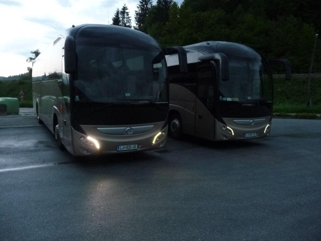 IVECO MAGELYS PRO turistički autobus