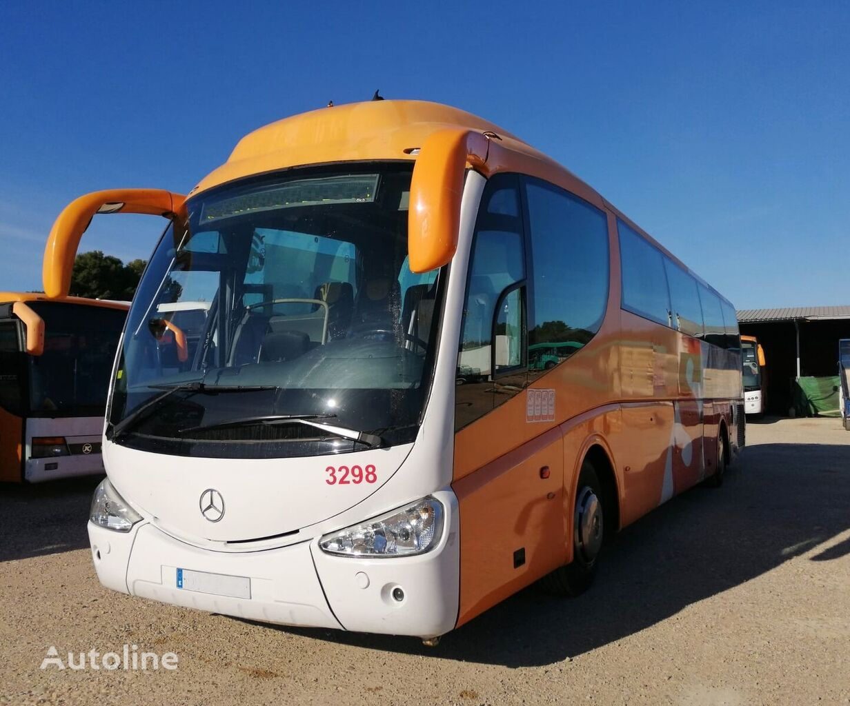 MERCEDES-BENZ OC 500 - IRIZAR PB + 56 PAX +420 CV+2 CURSOS ESCOLARES  turistički autobus